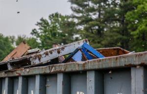 Drunk casino dumpster