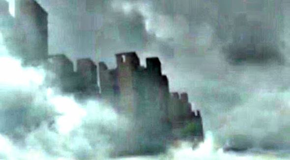 Image result for Thousands See 'Floating City' Caught on Video: Report
