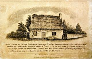 Image result for Archaeologists Unearth Site of Unsolved 1826 Murder