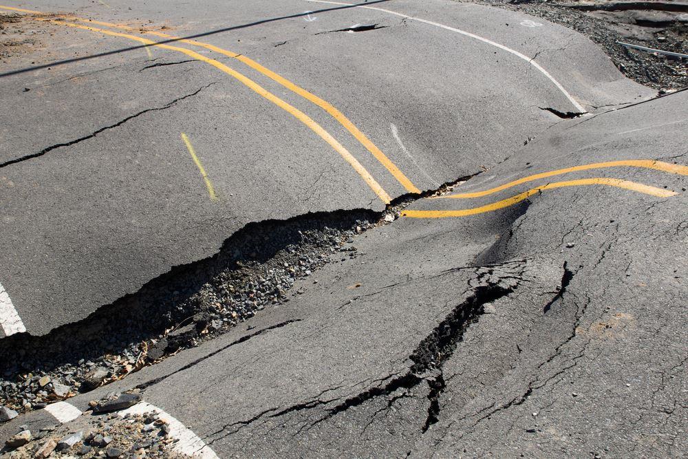 Earthquakes: myths and legends
