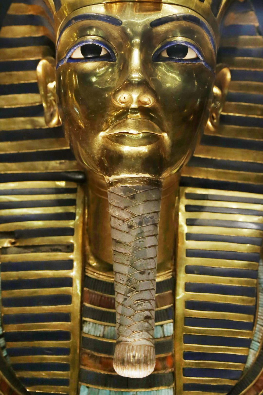 king tut 39 s dagger has out of this world origins. Black Bedroom Furniture Sets. Home Design Ideas