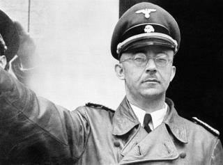 Nazis Himmler Lost Diaries