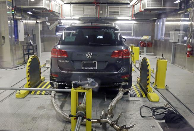 Judge Approves Volkswagen Emissions Settlement