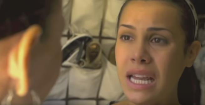 Leslie Hippensteel is shown in a YouTube screenshot. (YouTube)