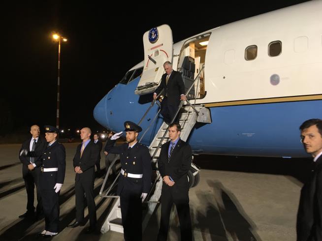 Russian Federation says anxious United States may attack North Korea