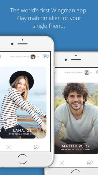 New Dating App Friends Of Friends