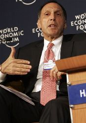 Chairman and CEO of Lehman Brothers Richard Fuld.