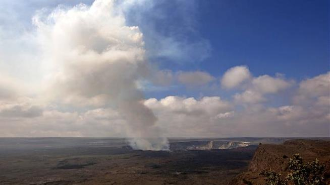 United States man jumps his to death in Hawaii Volcanoes National Park