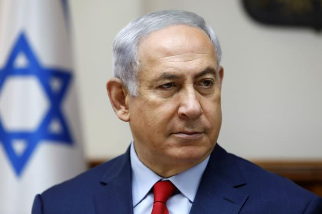 Netanyahu slams media campaign to 'overthrow' him