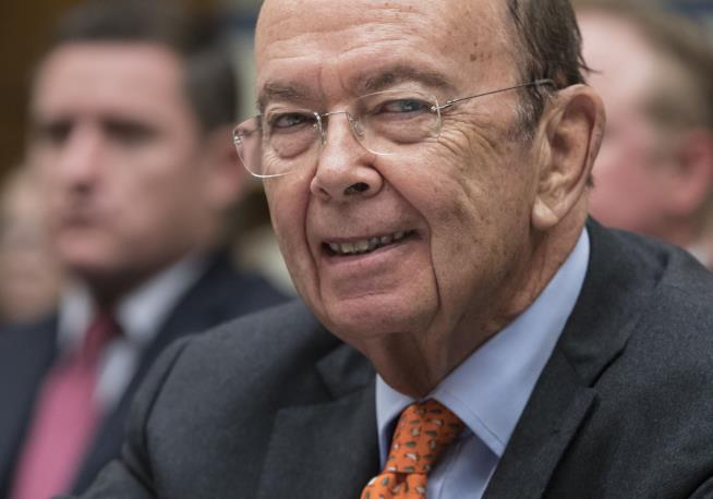 Commerce Secretary Wilbur Ross Concealed Investment Ties to Putin Associates