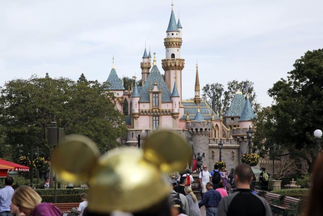 Disneyland shuts down two cooling towers after visitors experienced Legionnaires' disease