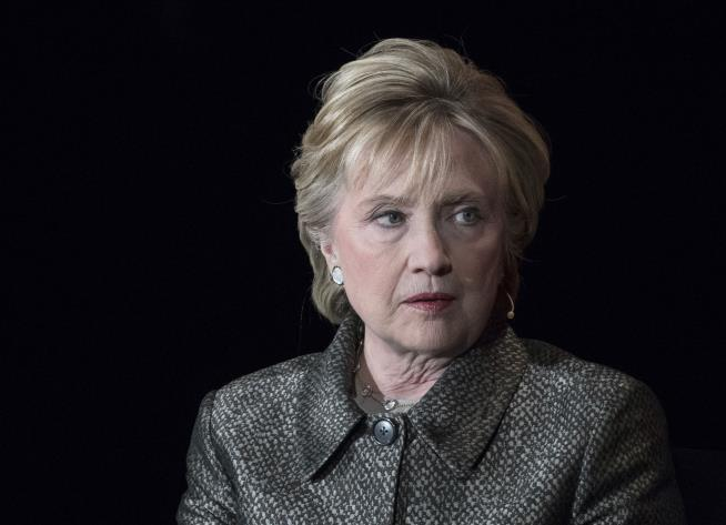 Hillary Clinton Gave This Absurd Reason For Why She Shouldn't Be Investigated