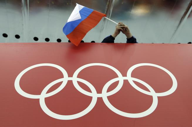 Russian flag, anthem banned from Pyeongchang Olympics