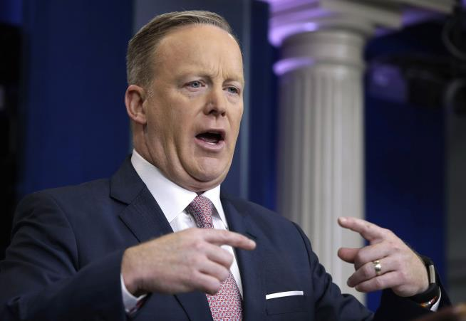 Sean Spicer to release book on his 'turbulent tenure' with Trump administration