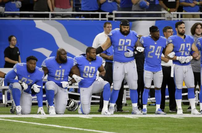 Court: High school athletes can kneel during national anthem