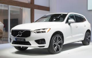 The Volvo Xc60 Is Suv Of Year Ap Photo Mary Altaffer File