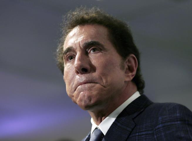 Wynn Resorts shaken by sexual misconduct allegations against founder