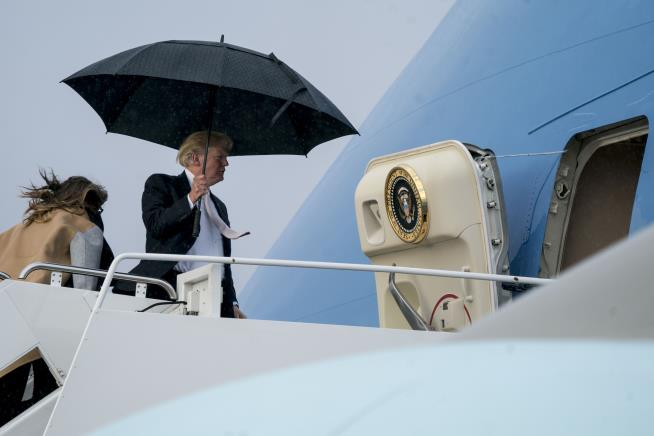 2 new refrigerators for Air Force One to cost over $23 million