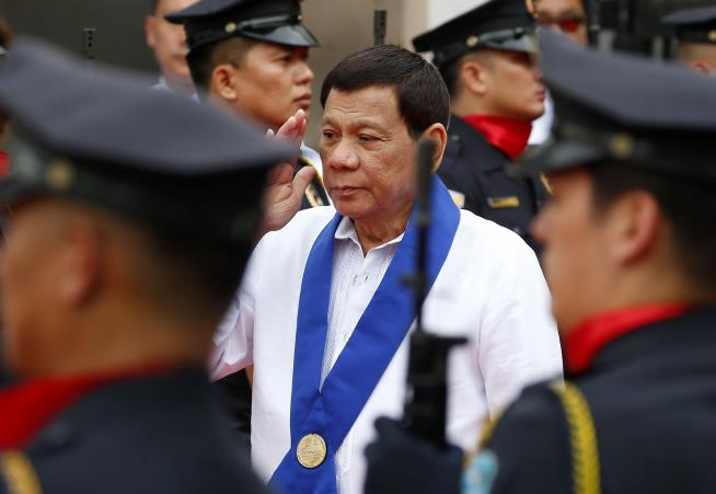 International Criminal Court opens probe on Duterte's drug war