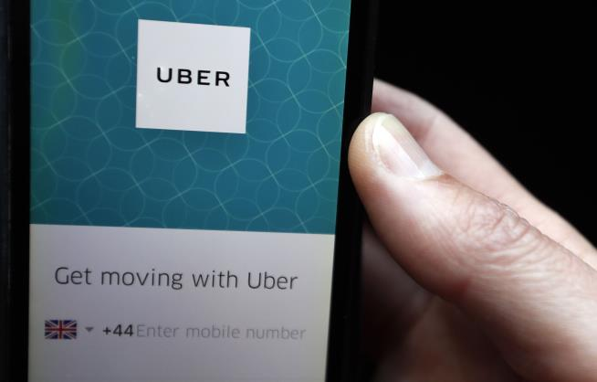 Uber submits patent to detect drunken app users