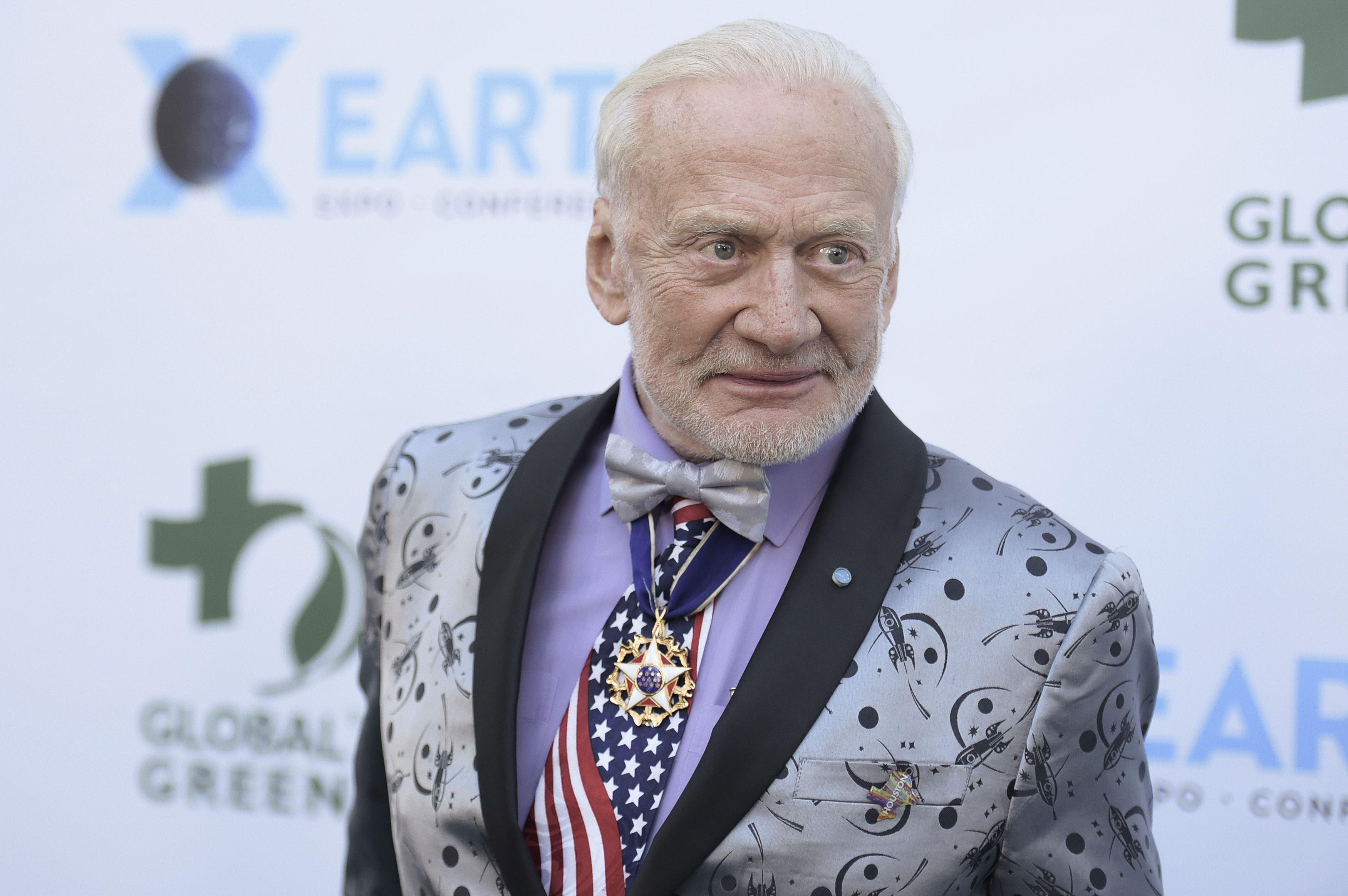 Surprising Tweet Follows Lawsuit From Buzz Aldrin