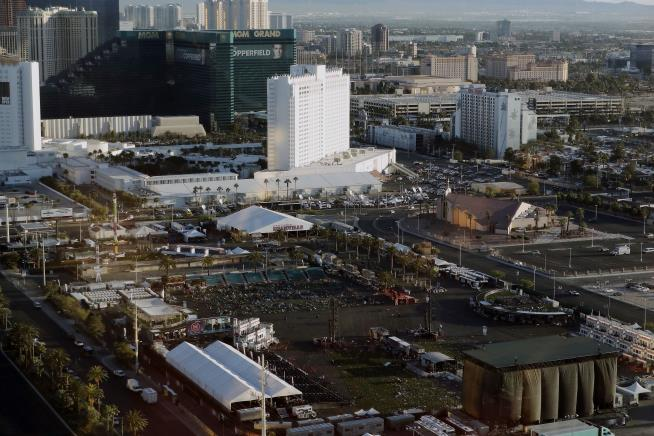MGM Resorts Sues Hundreds of Las Vegas Shooting Victims