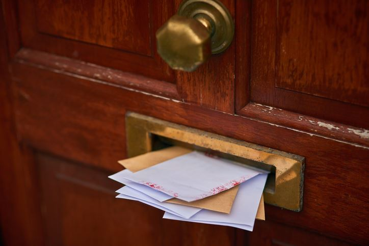 'A Sinking Feeling': Men Get Letters About Their 'Secrets'
