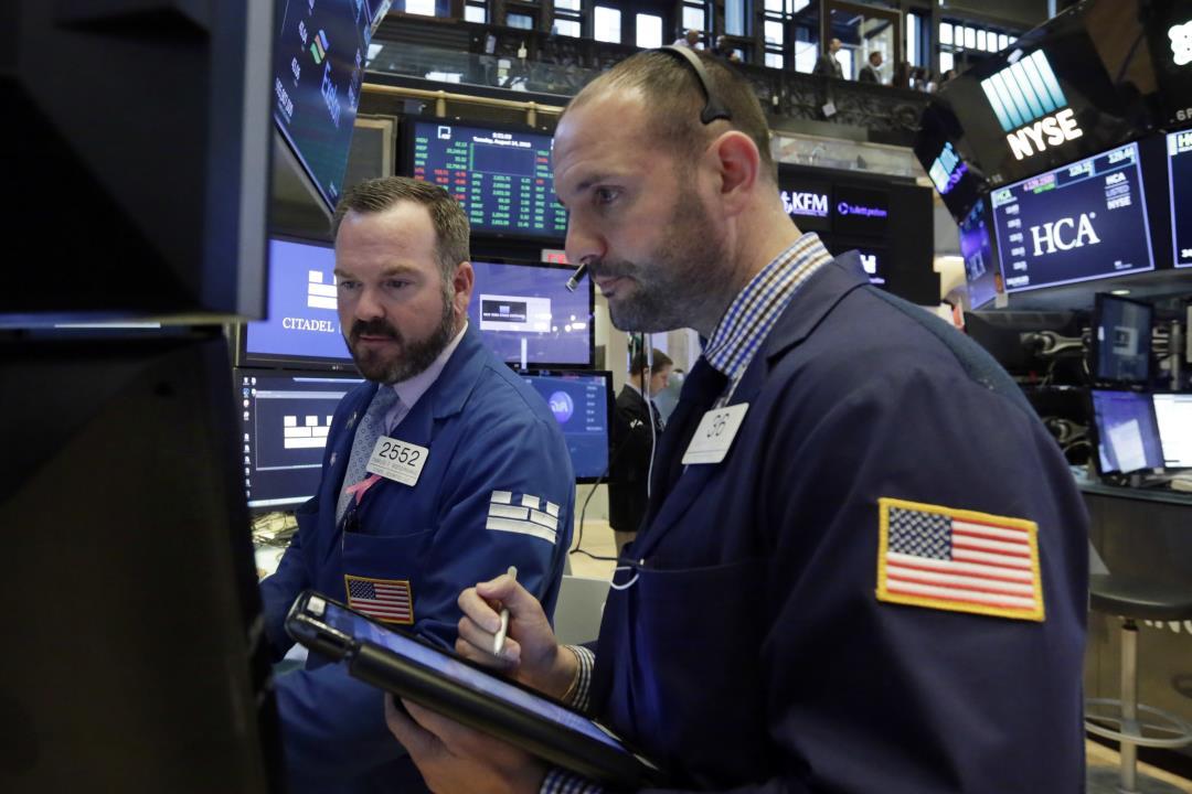 US Stocks Rally as Turkish Lira Steadies