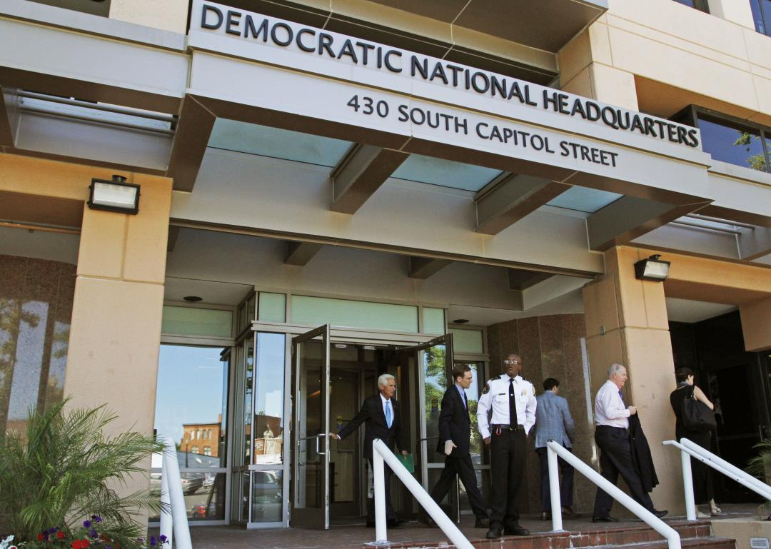 'Hack' of DNC Was Actually a Test