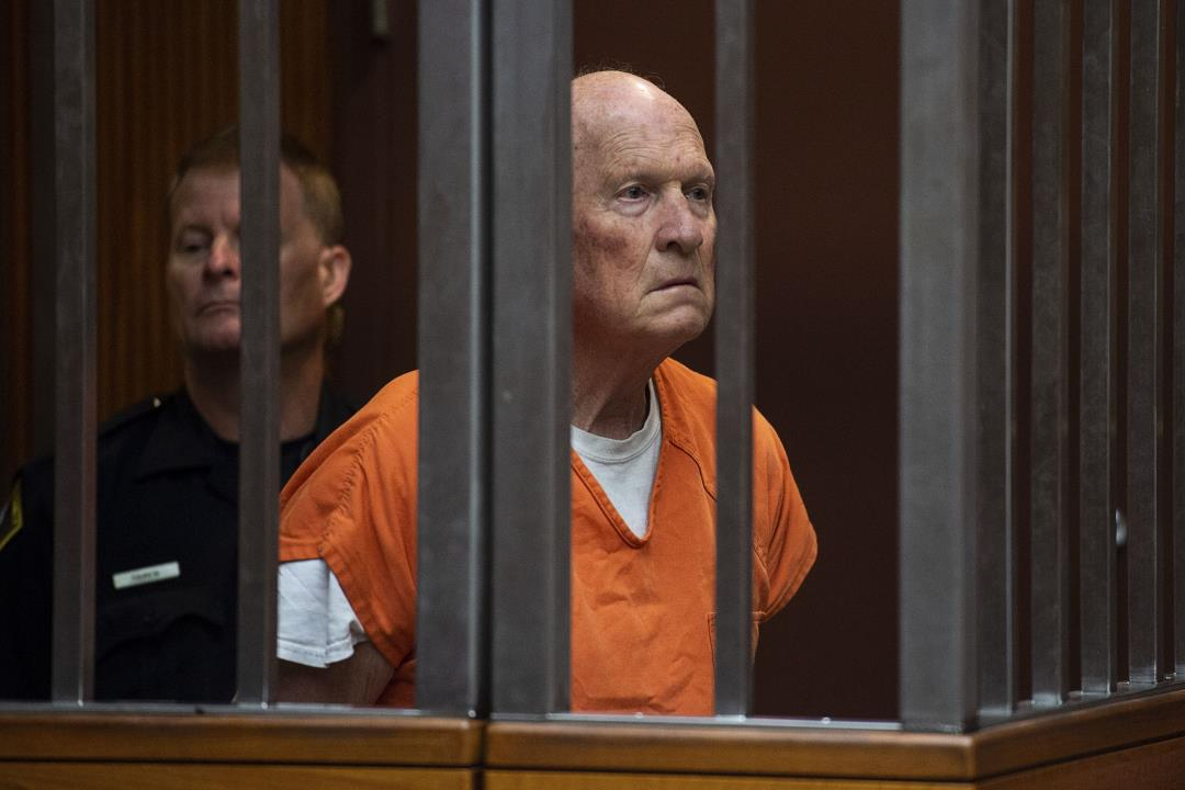 The Golden State Killer Was Elusive. Then She Came Along