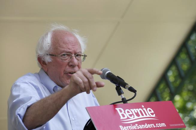 Bernie Sanders Proposes the 'Stop BEZOS' Act to Mitigate Wasted Federal Assistance