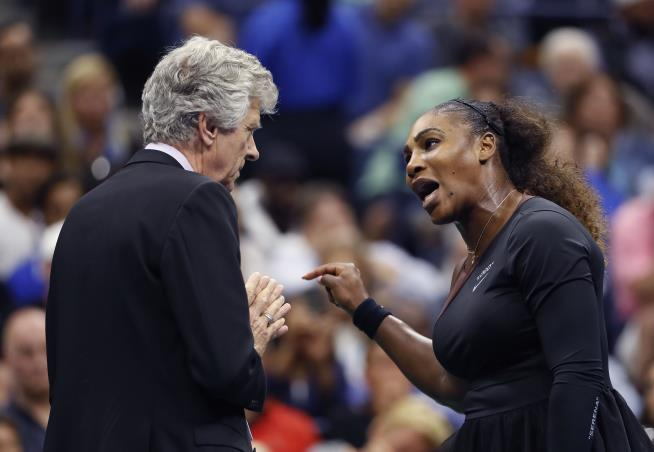 Ramos backed by ITF over 'regrettable' Serena rant