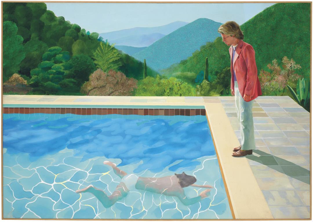 Hockney Painting May Make History
