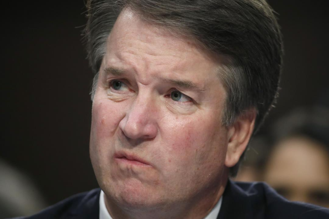 Woman: In High School, Kavanaugh Tried to Assault Me