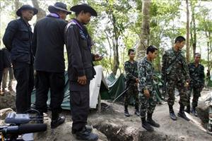 Thailand put jet fighters on standby and Cambodia said its troops were on alert Wednesday, Oct. 15, 2008 as war rhetoric heated up between the neighbors in a tense border dispute.