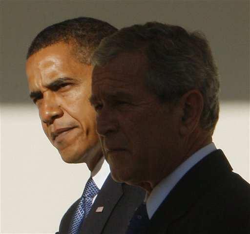 george w bush and the violation of the foreign intelligence surveillance act fisa