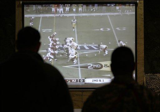 Super Bowl Porn Broadcast 99