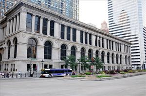 At the Chicago Public Library, patrons have never been allowed to run, talk loudly, or have open drink containers. Now, they also can't exude powerful aromas.