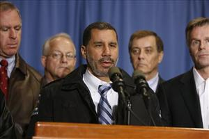 New York Gov. David Paterson provoked a backlash recently by proposing an 18-percent tax on soda.