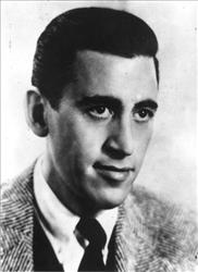 American novelist and short story writer JD Salinger, author of The Catcher In The Rye, in 1951.