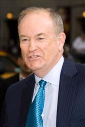In this Oct. 27, 2008 file photo, FOX TV show host Bill O'Reilly arrives for a taping of the Late Show with David Letterman, in New York.
