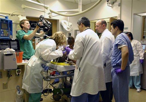 Johns Hopkins Tops Hospital Rankings