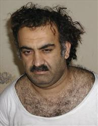 Khalid Sheikh Mohammed in 2003.