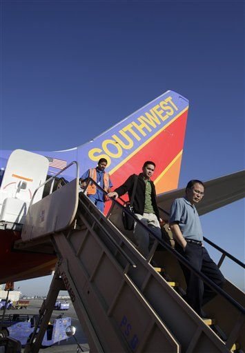 southwest airlines positively outrageous leadership