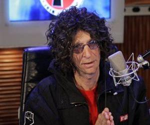 Radio personality Howard Stern is seen in a 2006 file photo.