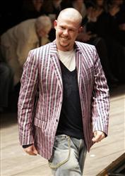 Alexander McQueen in 2006.