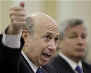 Goldman Sachs Group, Inc. Chairman and Chief Executive Officer Lloyd Blankfein.