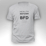 The official BFD T-shirt