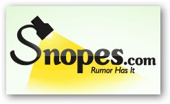 The Snopes.com logo.
