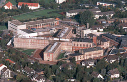 Remscheid prison in western Germany, site of the murder.